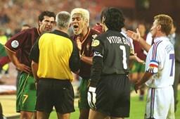 Portugal foi eliminado do Euro2000 pelos franceses