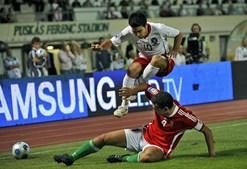 Portugal ganhou à Hungria nos dois jogos de apuramento para o Mundial 2010