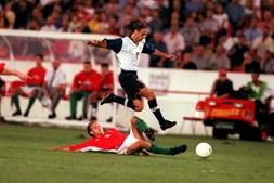 Seleção Nacional bateu a Hungria nos jogos de apuramento para o Euro2000