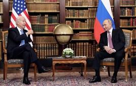 Biden encontrou-se com Putin
