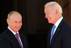 Putin com Biden