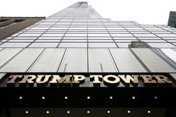 Cristiano Ronaldo comprou um apartamento na Trump Tower