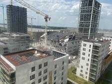 Um morto, nove feridos graves e seis desaparecidos em desabamento de prédio em construção na Antuérpia