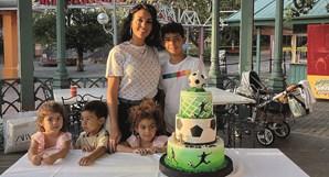 Espanhola organizou uma celebração memorável para o 11.º aniversário do filho mais velho de Cristiano Ronaldo.