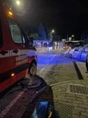Colisão frontal em Famalicão faz dois feridos