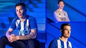 Novo equipamento FC Porto