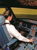 Todos os pilotos utilizam os simuladores para atualizarem competências