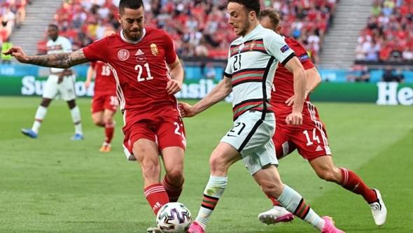 Portugal regressa aos treinos depois da estreia vitoriosa frente à Hungria