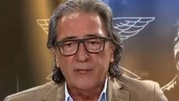 """Rodolfo Reis: """"Papel do Rui Pedro Braz no Benfica? O papel higiénico..."""""""