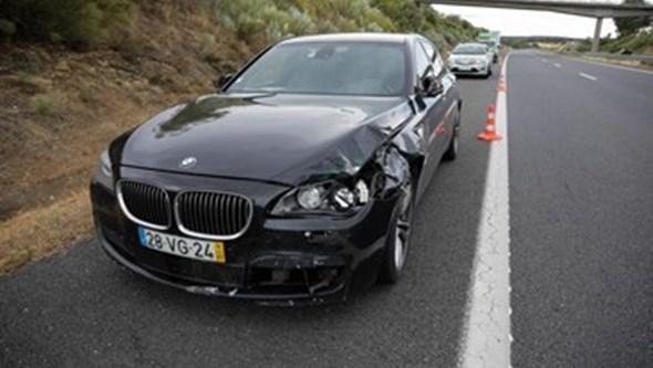MAI faz segredo sobre velocidade do carro oficial de Eduardo Cabrita que matou um homem na A6