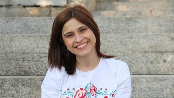 """Sandra de Carvalho Martins: """"Pôr o cérebro à prova faz-nos bem"""""""