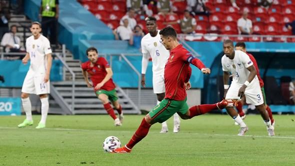Ronaldo e Patrício brilham em jogo complicado frente à França