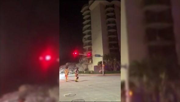 Prédio de 11 andares colapsa em Miami nos EUA