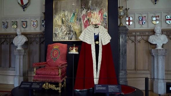 Exposição no Castelo de Windsor celebra vida e legado do príncipe Filipe