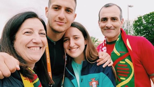 """""""Vê-lo estrear-se pela nossa Seleção é um orgulho"""", revela pai de Dalot"""