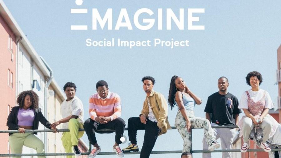 Projeto-piloto de um programa social de combate à exclusão social denominado Imagine