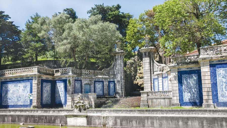 Casa da Pesca, Quinta Marquês de Pomba