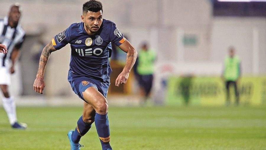 Jesús Corona esteve em grande plano na equipa do FC Porto, na última época