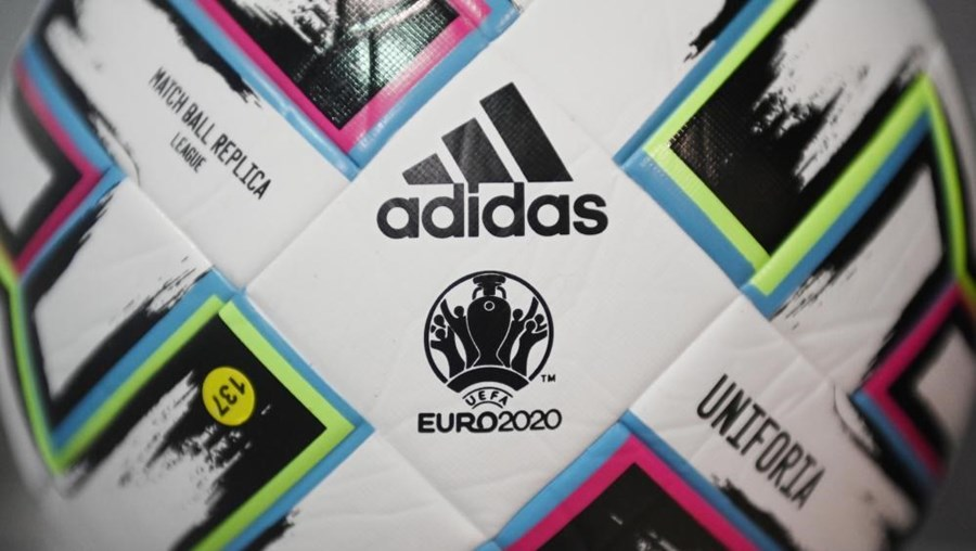 Bola do Euro 2020