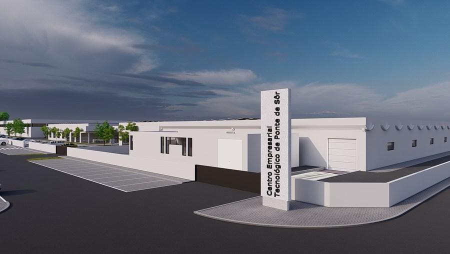Centro empresarial Tecnológico de Ponte de Sor