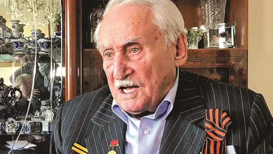 David Dushman tinha 98 anos