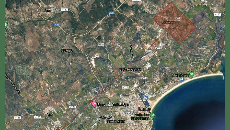 Onde estará Maddie: Vidente aponta para nove quilómetros a nordeste do local do desaparecimento