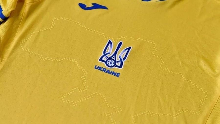 Camisola da Ucrânia