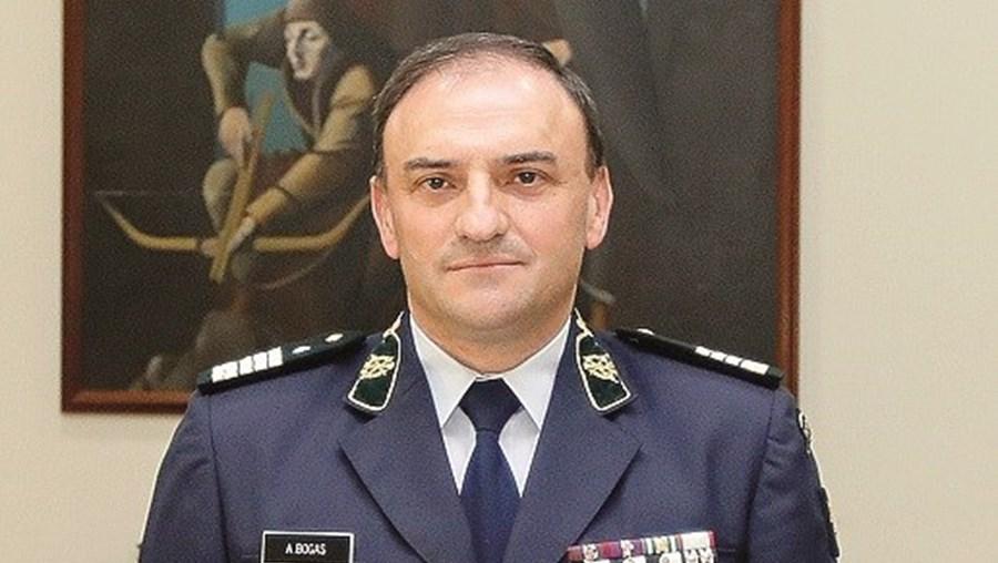 Coronel da GNR António Bogas