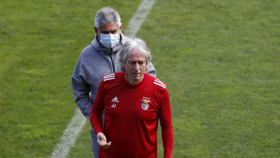Luís Filipe Vieira quer dar a Jorge Jesus meios para ganhar títulos na próxima época