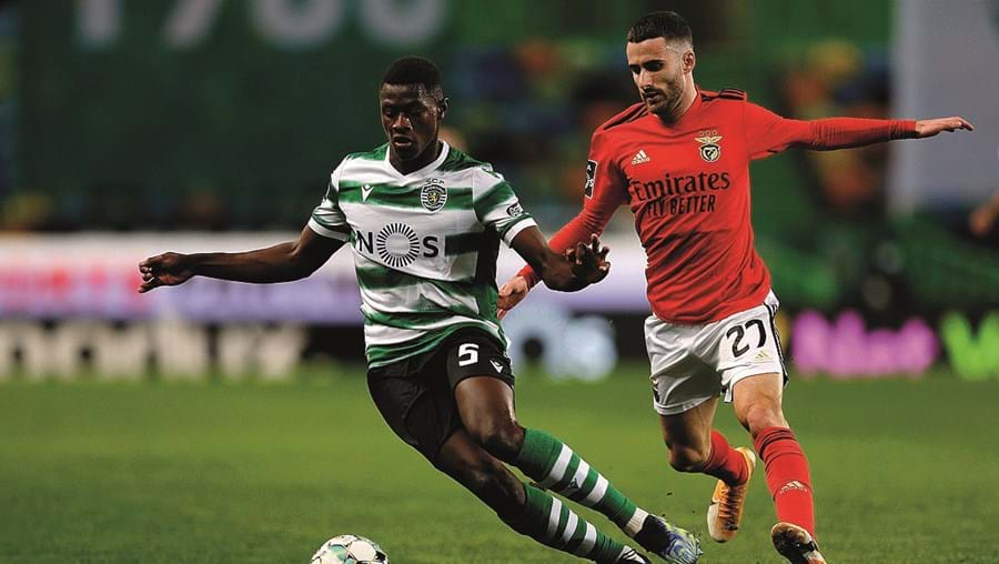 Nuno Mendes é um dos ativos mais valiosos do Sporting