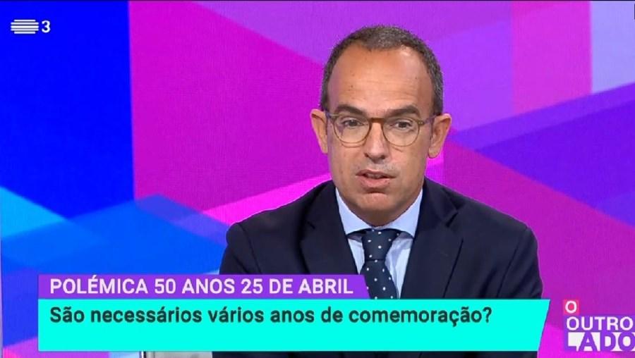 Pedro Adão e Silva comentou polémica em torno da sua nomeação