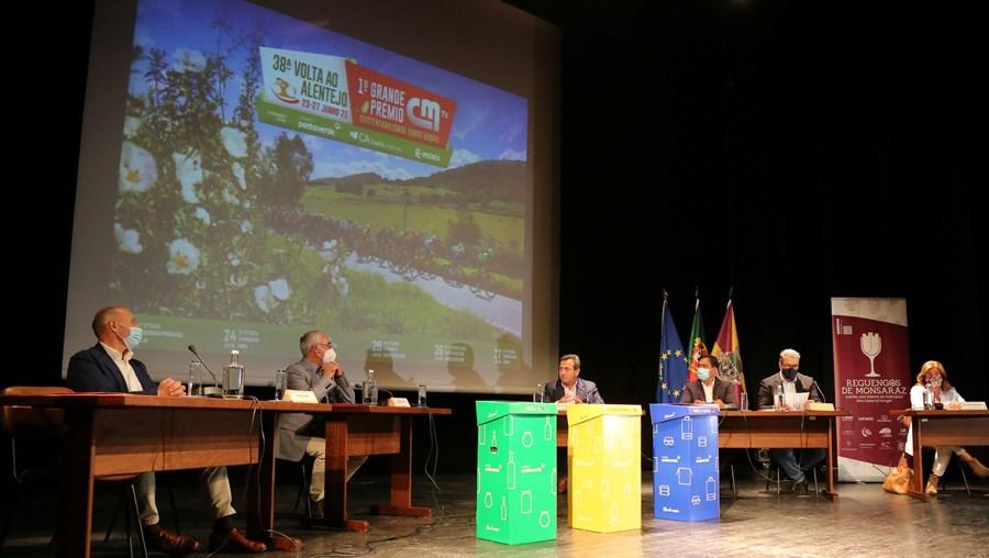 Apresentação da 'Alentejana' teve lugar em Reguengos de Monsaraz