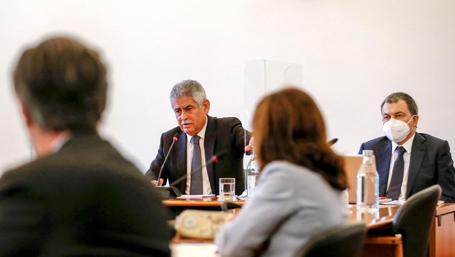 Luís Filipe Vieira foi um dos grandes devedores a marcar presença na comissão de inquérito sobre as perdas do Novo Banco imputadas ao Fundo de Resolução