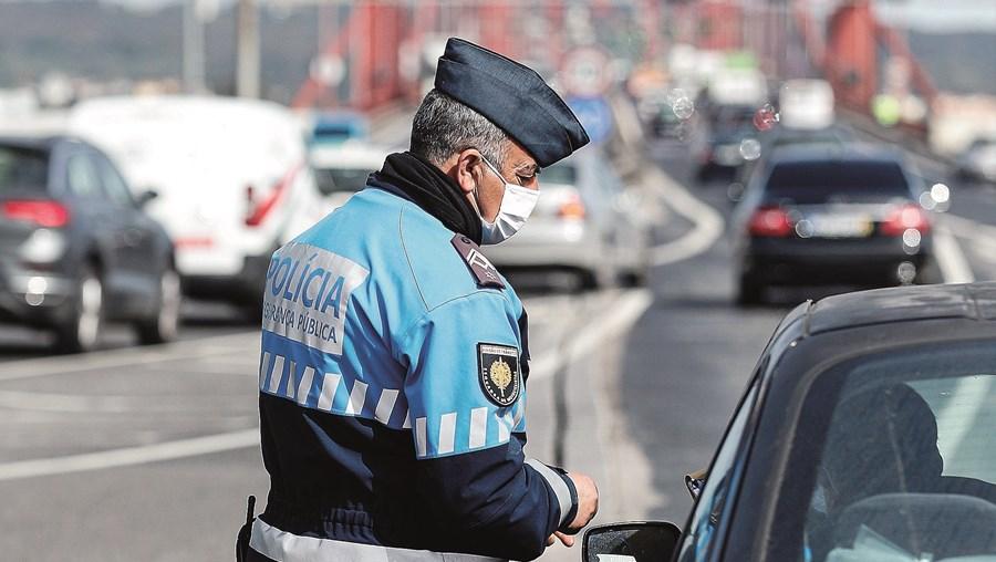 Fiscalização vai ser reforçada nos concelhos da região de Lisboa a partir das 15h00 de hoje