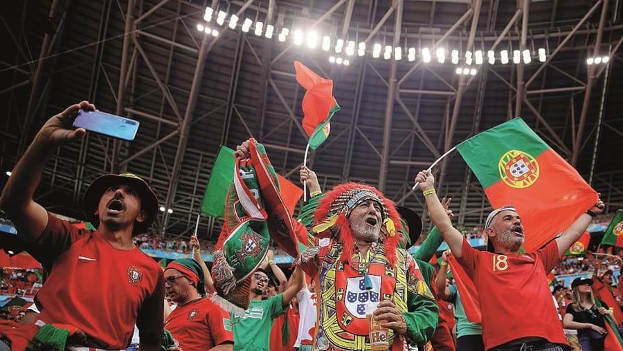 Alguns milhares de portugueses já estiveram no jogo em Budapeste