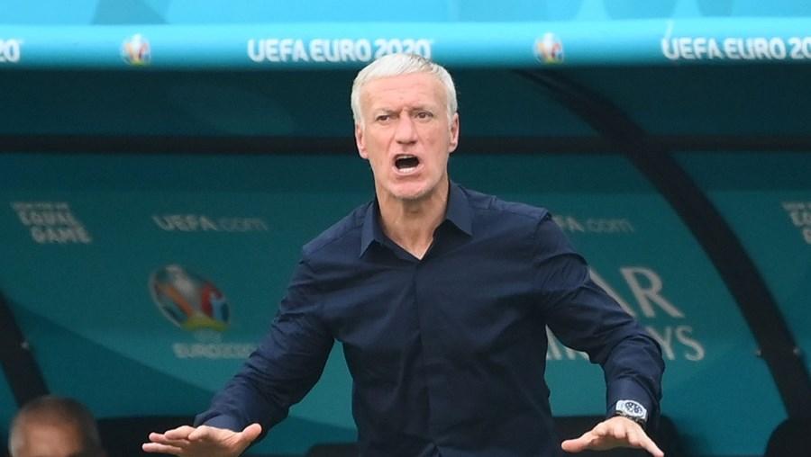 """Didier Deschamps refere que """"frescura física é um aspeto importante"""""""