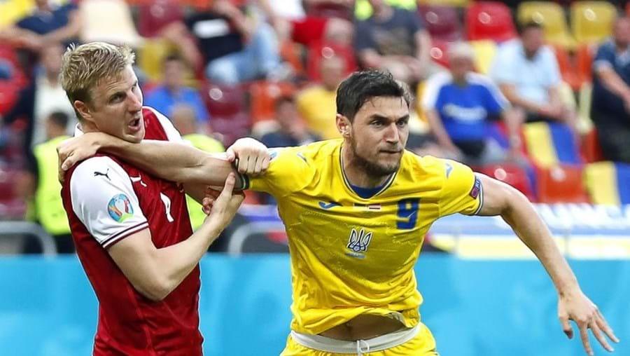 Ucrânia - Áustria (EURO 2020)