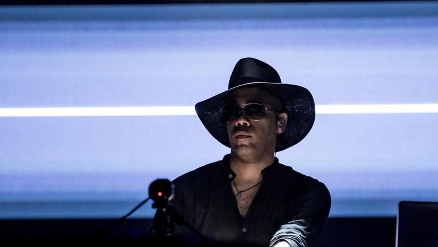 Carl Craig no festival Sónar em Barcelona, 2017