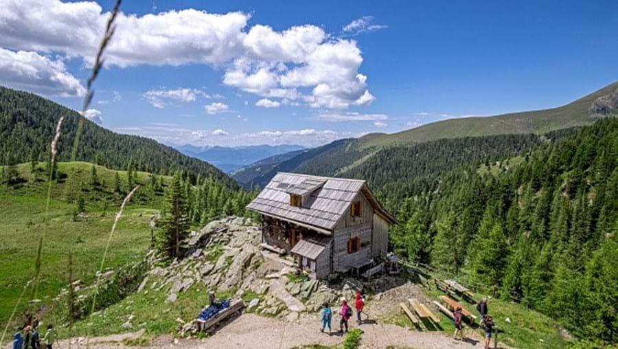 Parque Nacional de Nock Mountain, na Áustria