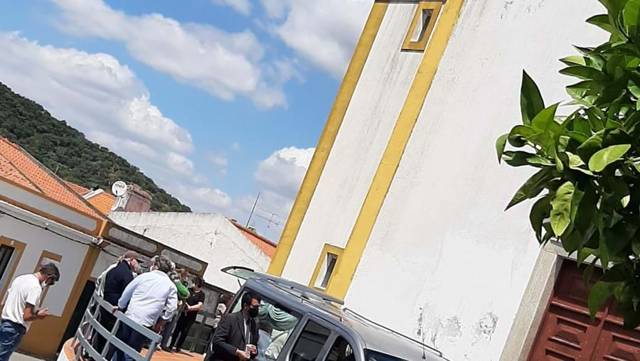 Funeral decorreu em Santiago do Escoural, Montemor-o-Novo