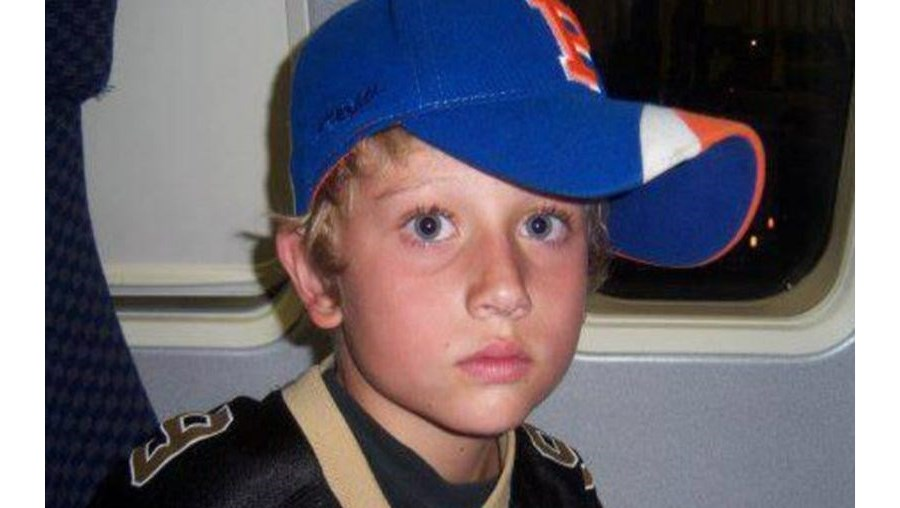 Dylan tinha 13 anos