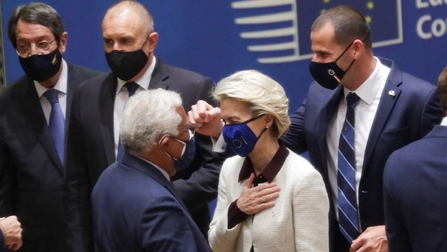 O primeiro-ministro, António Costa, fez em Bruxelas um balanço muito positivo da presidência portuguesa do Conselho da UE