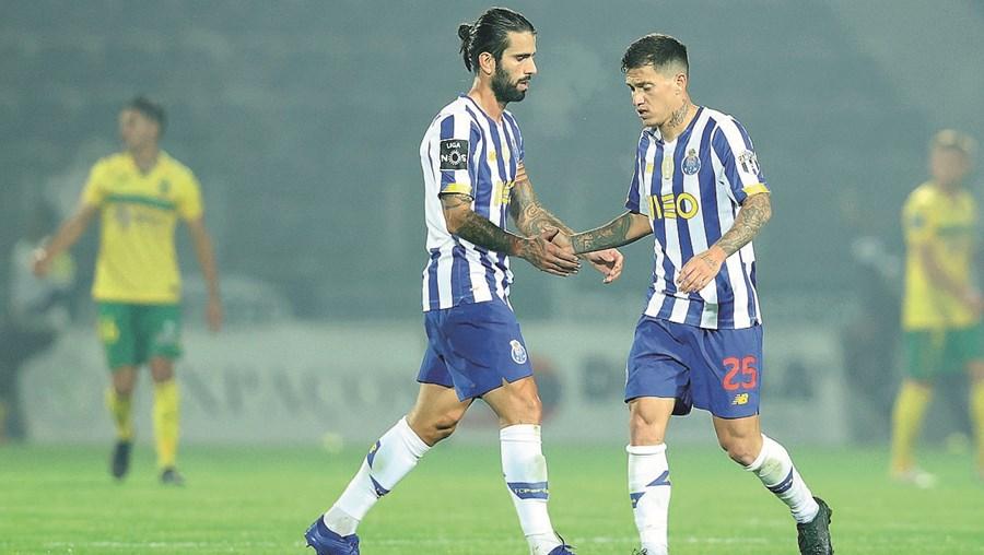 Sérgio Oliveira e Octávio podem rumar ao futebol inglês
