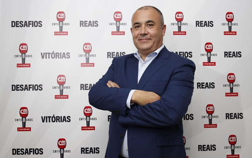 Carlos Rodrigues é o novo diretor do Correio da Manhã e da CMTV