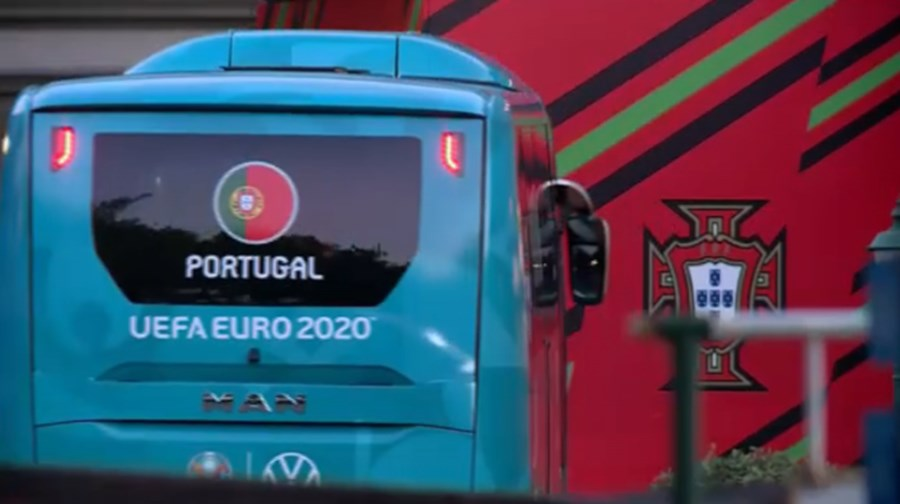 Chegada de Portugal