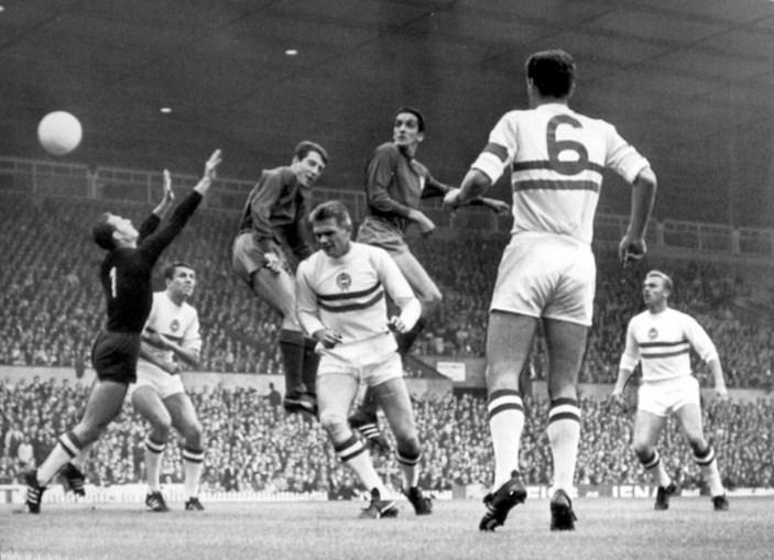Portugal venceu a Hungria no Mundial de 1966 por 3-1