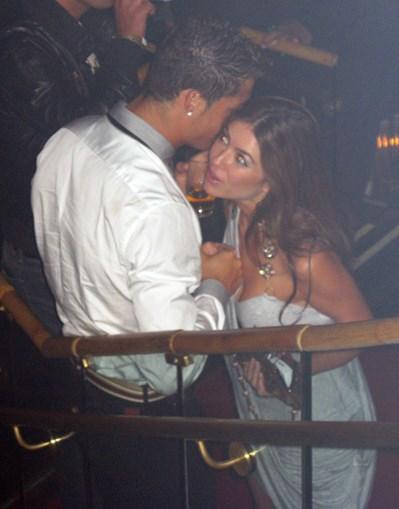 CR7 e Kathryn Mayorga em 2009