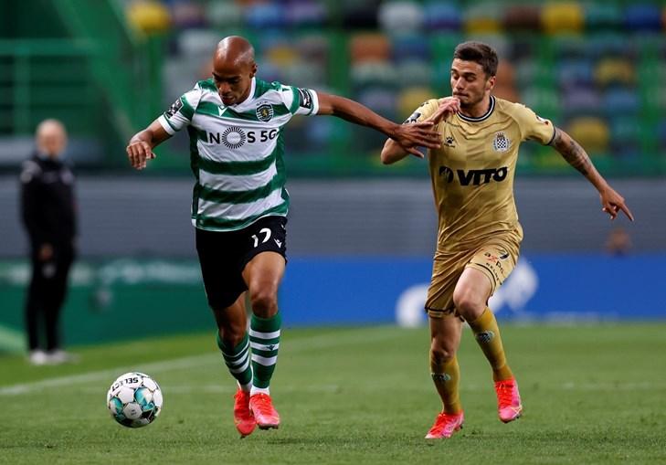João Mário pede 2,5 milhões de euros brutos por temporada