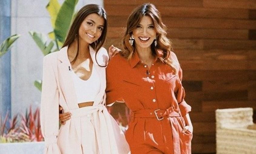 Kika e Maria Cerqueira Gomes