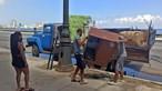 Tempestade 'Elsa' em Cuba põe milhares em fuga